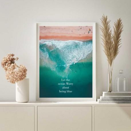 let the ocean