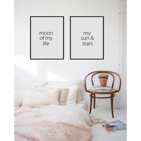 moon of my life